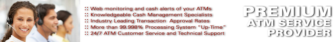ATM Management Services